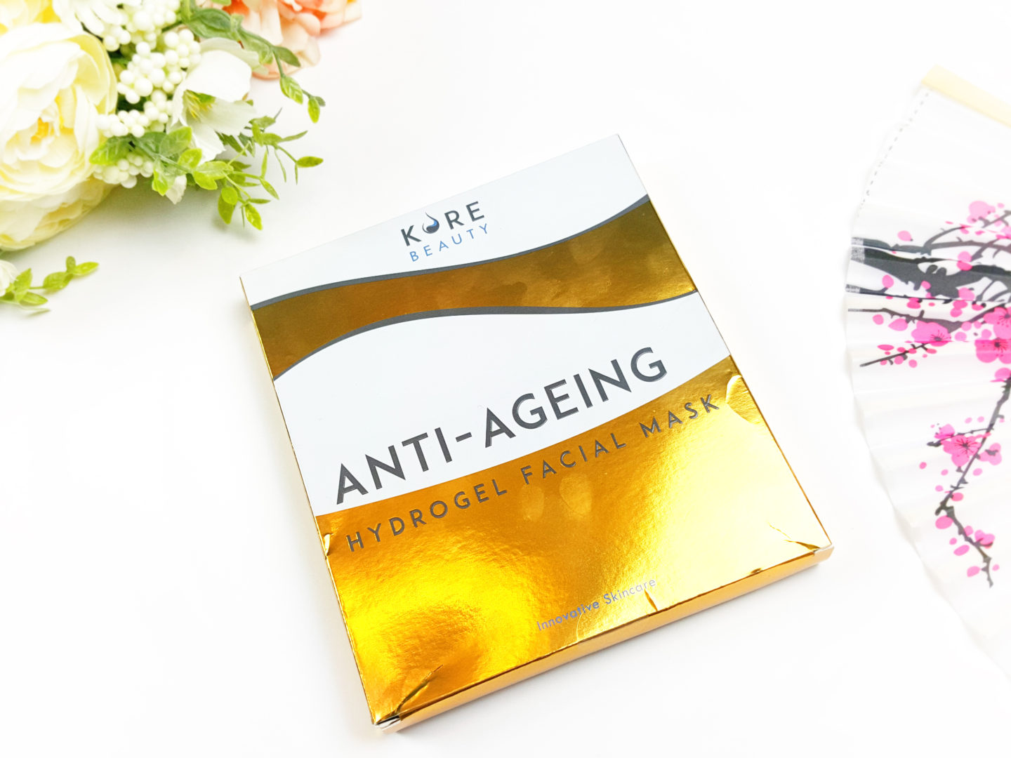 Korebeauty Anti-Ageing Hydrogel Facial Mask*