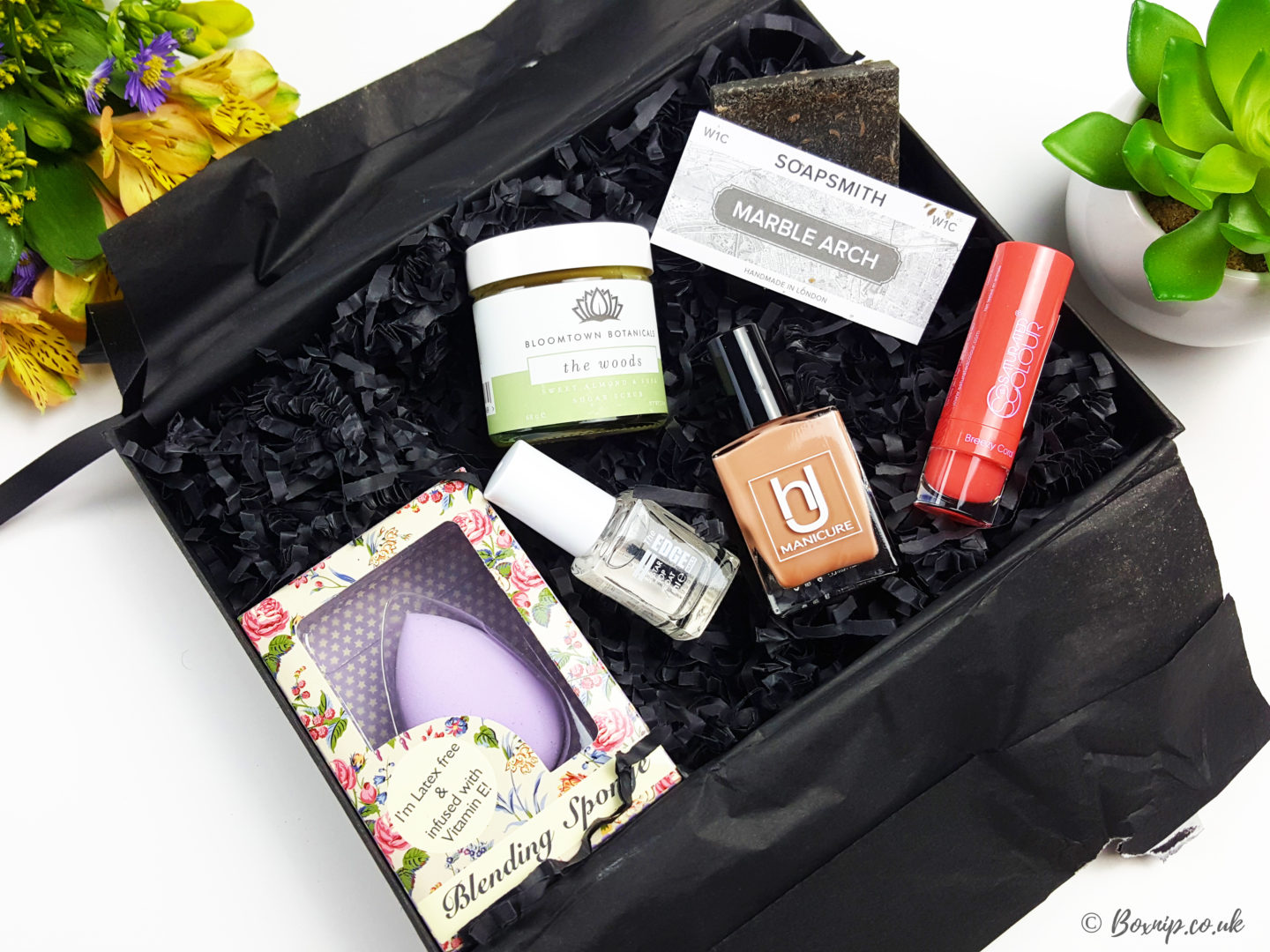The March Little-Known Box Review