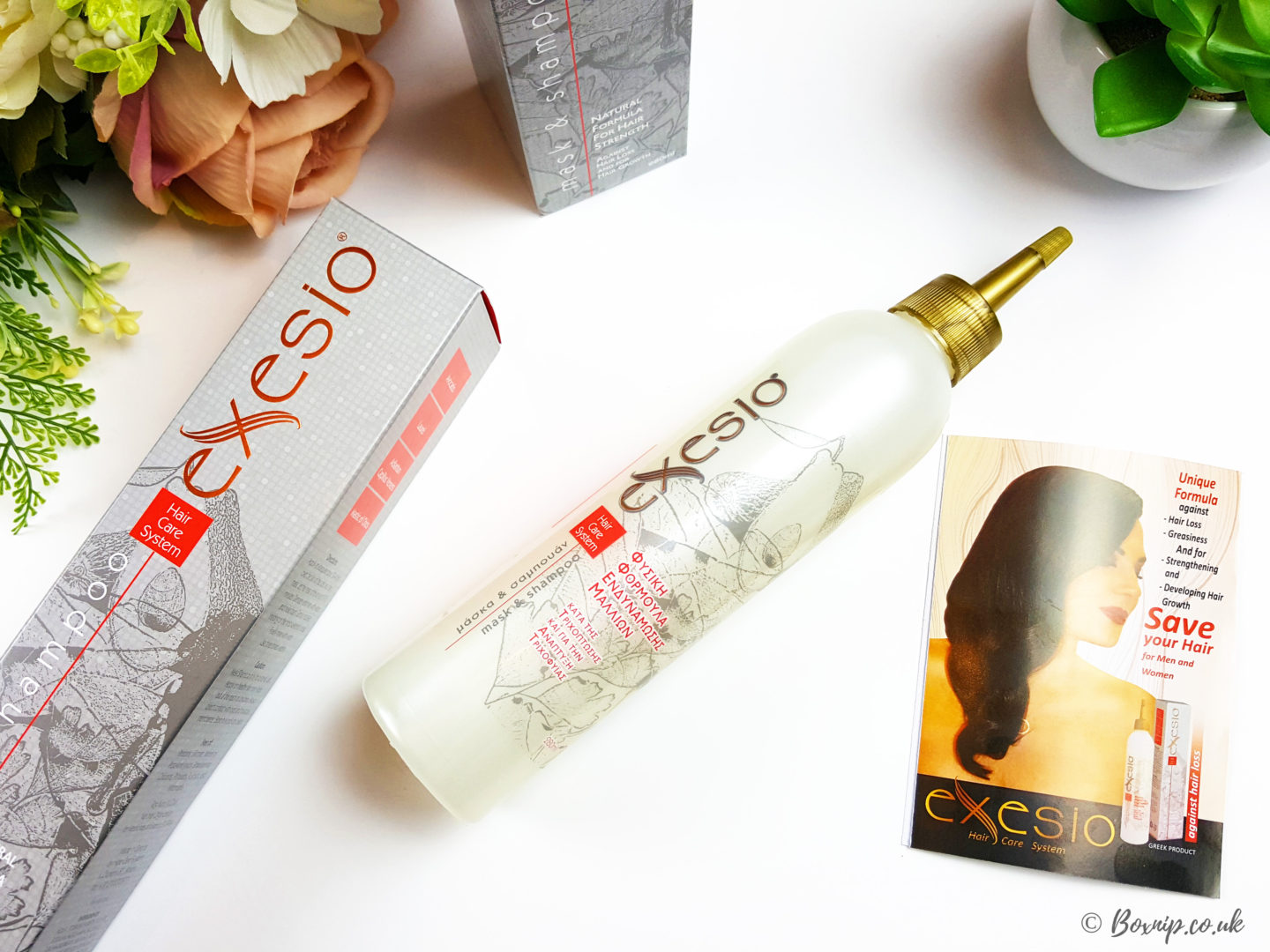 Exesio Hair Care System Review