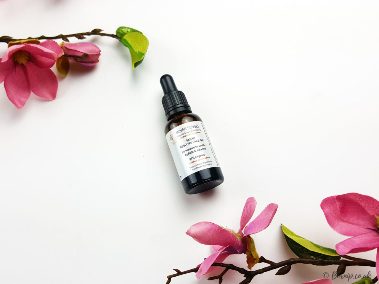 Inner Senses Bespoke Oil