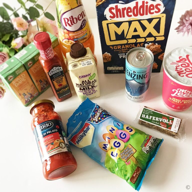 March DegustaboxUK