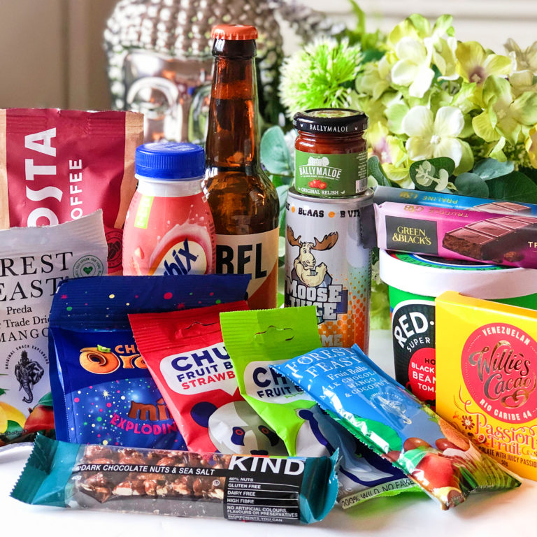 March 2019 DegustaboxUK