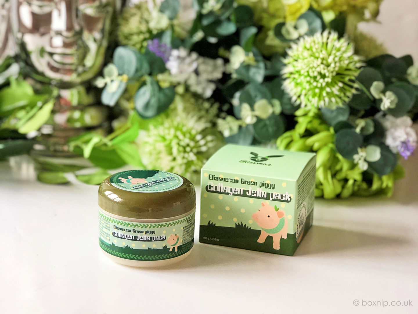 Elizavecca Green Piggy Collagen Jella Pack