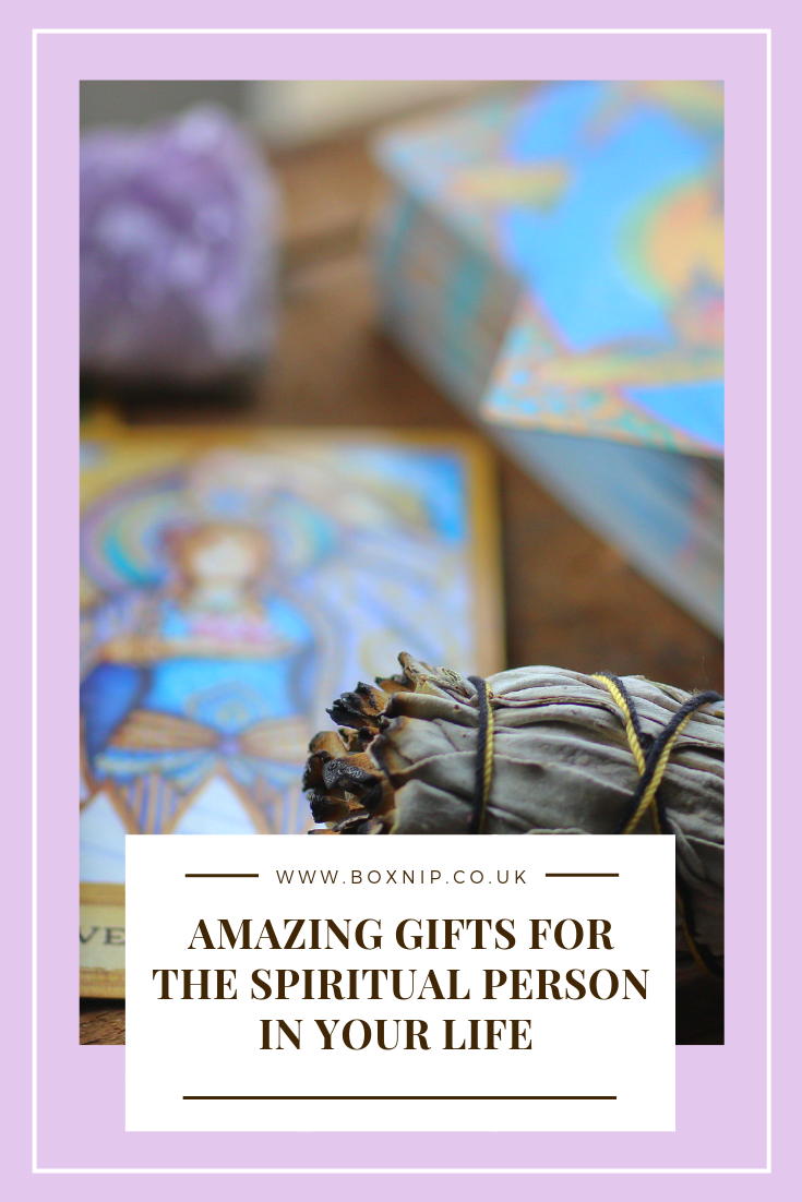 AMAZING GIFTS FOR THE SPIRITUAL PERSON IN YOUR LIFE