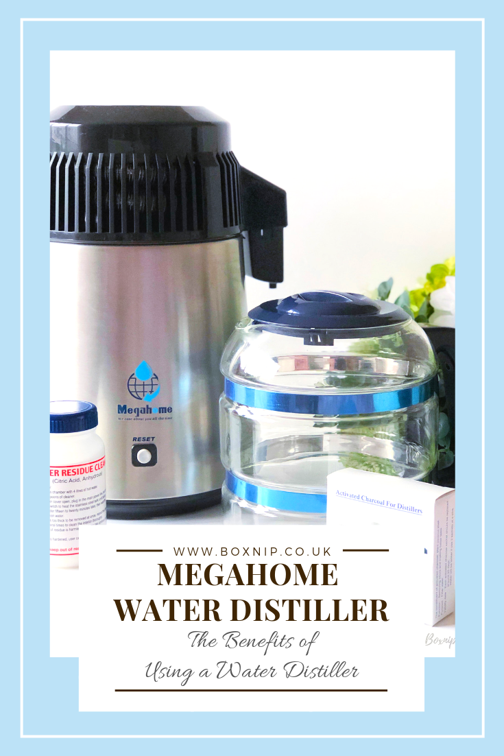 megahome water distiller - the benefits of using a water distiller