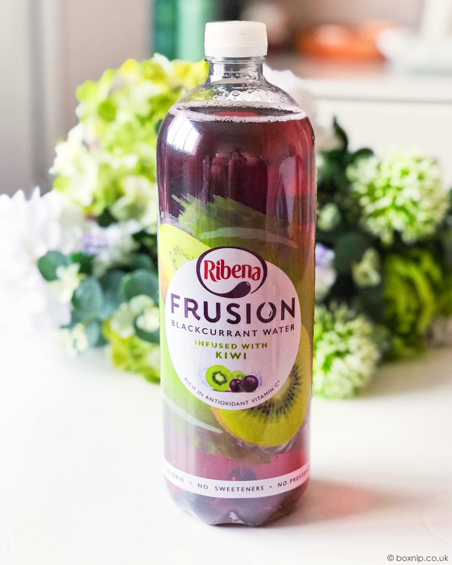 New Ribina Frusion - July 2019 Degusta Box