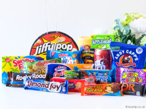 Taffymail american candy subscription box