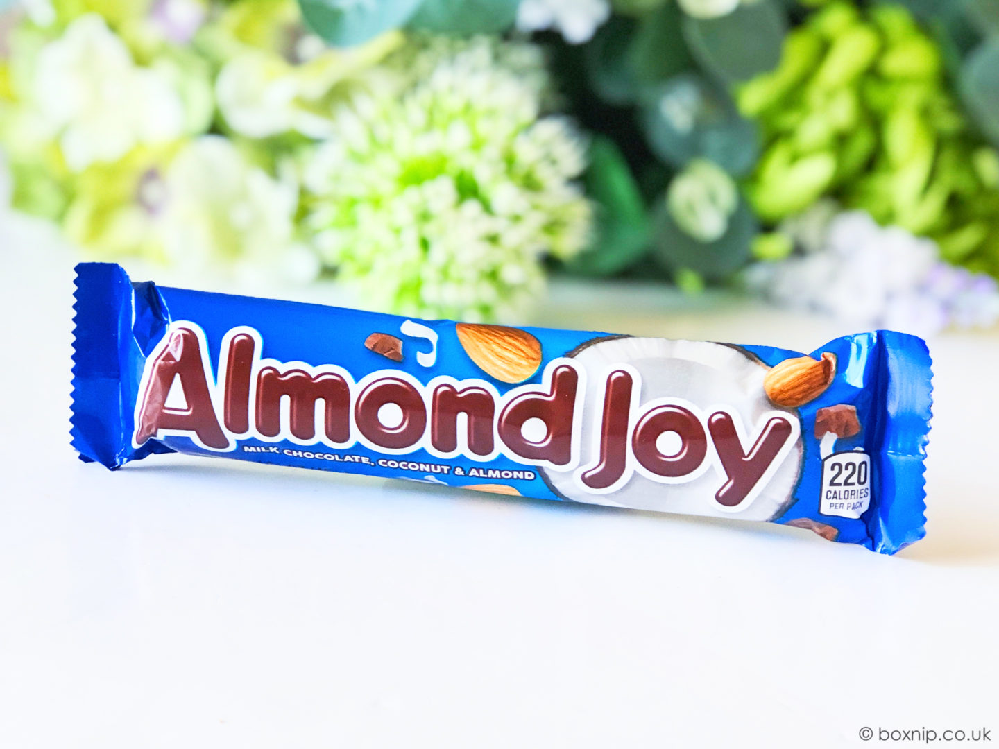 Almond Joy - Taffymail American candy subscription box