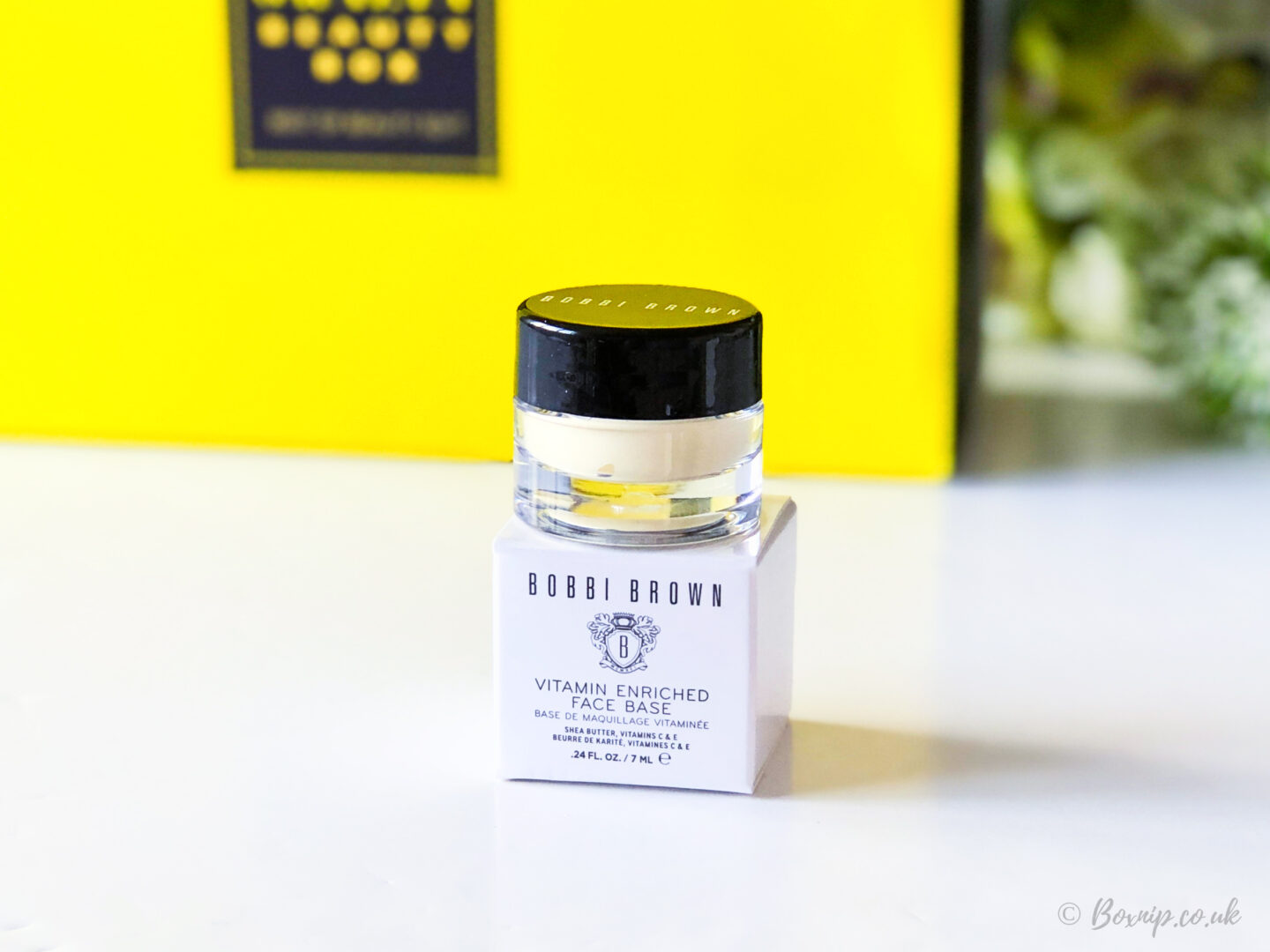 Bobbi Brown - Vitamin Enriched Face Base from the Grazia Best of Beauty Box