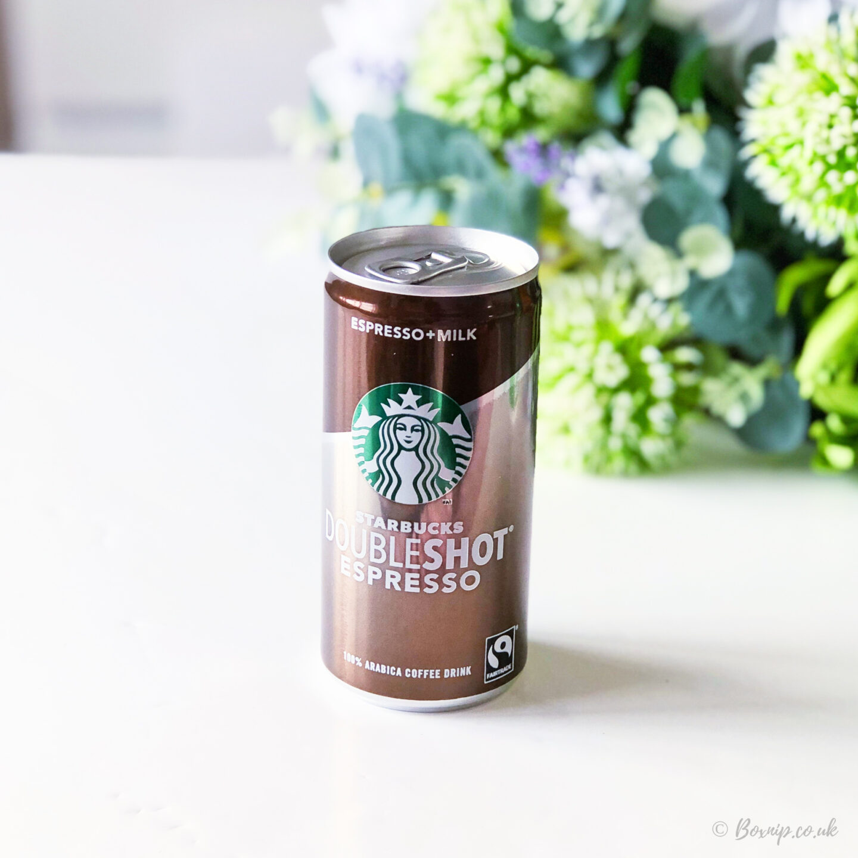 Triyit Starbucks Doubleshot Espresso