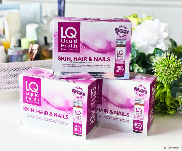 LQ Liquid Health Supplements