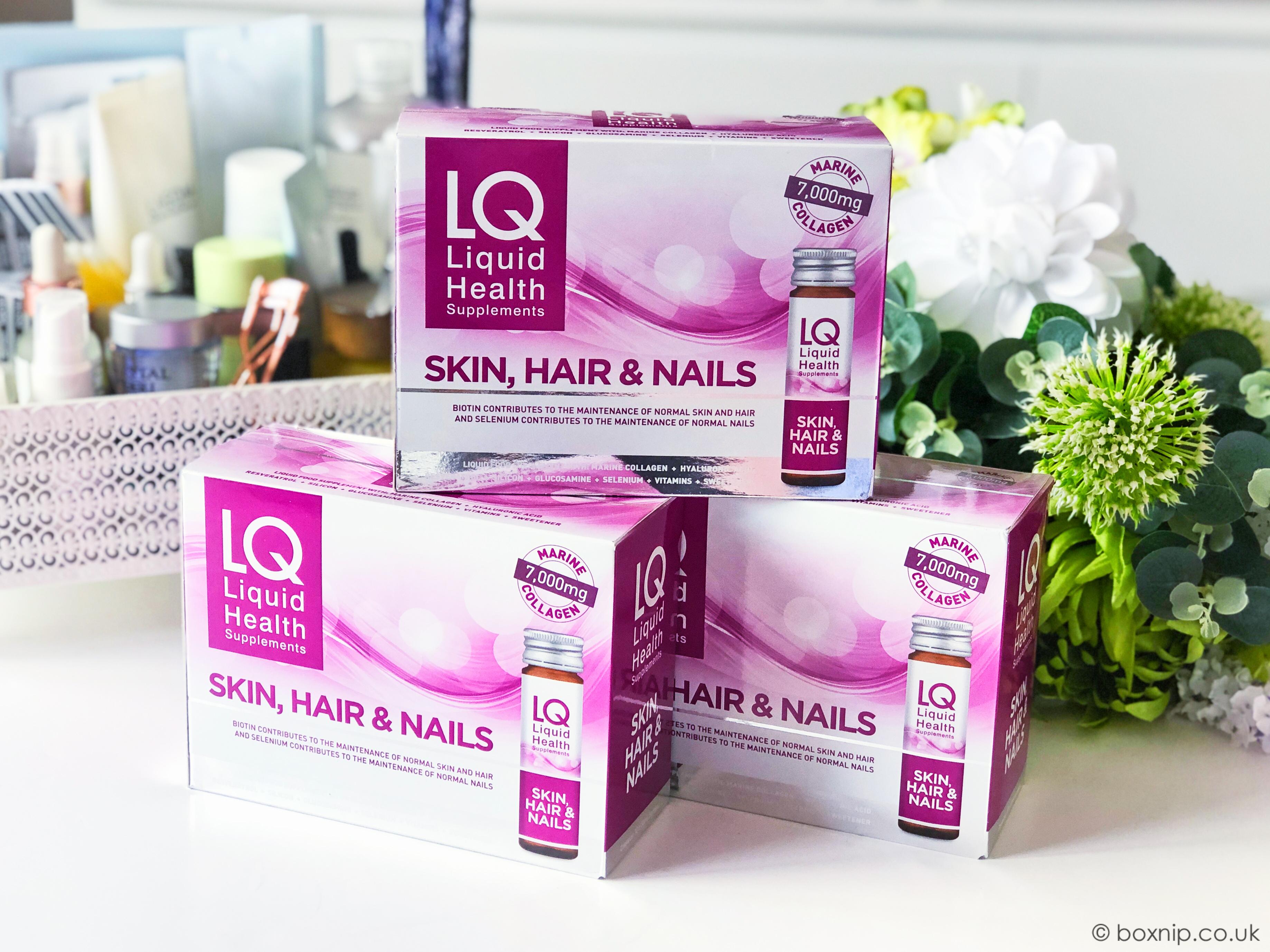 LQ Liquid Health Supplements