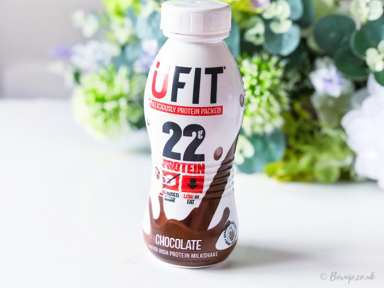 UFIT Chocolate Protein Drink - August 2019 Degusta Box
