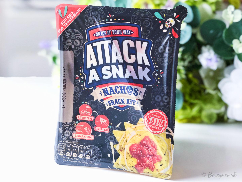 Attack a Snak Nachos