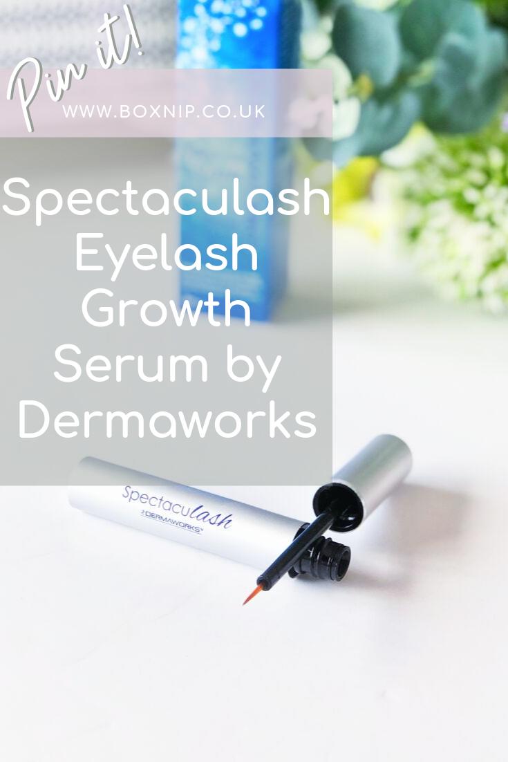 Dermaworks SpectacuLash Eyelash Growth Serum