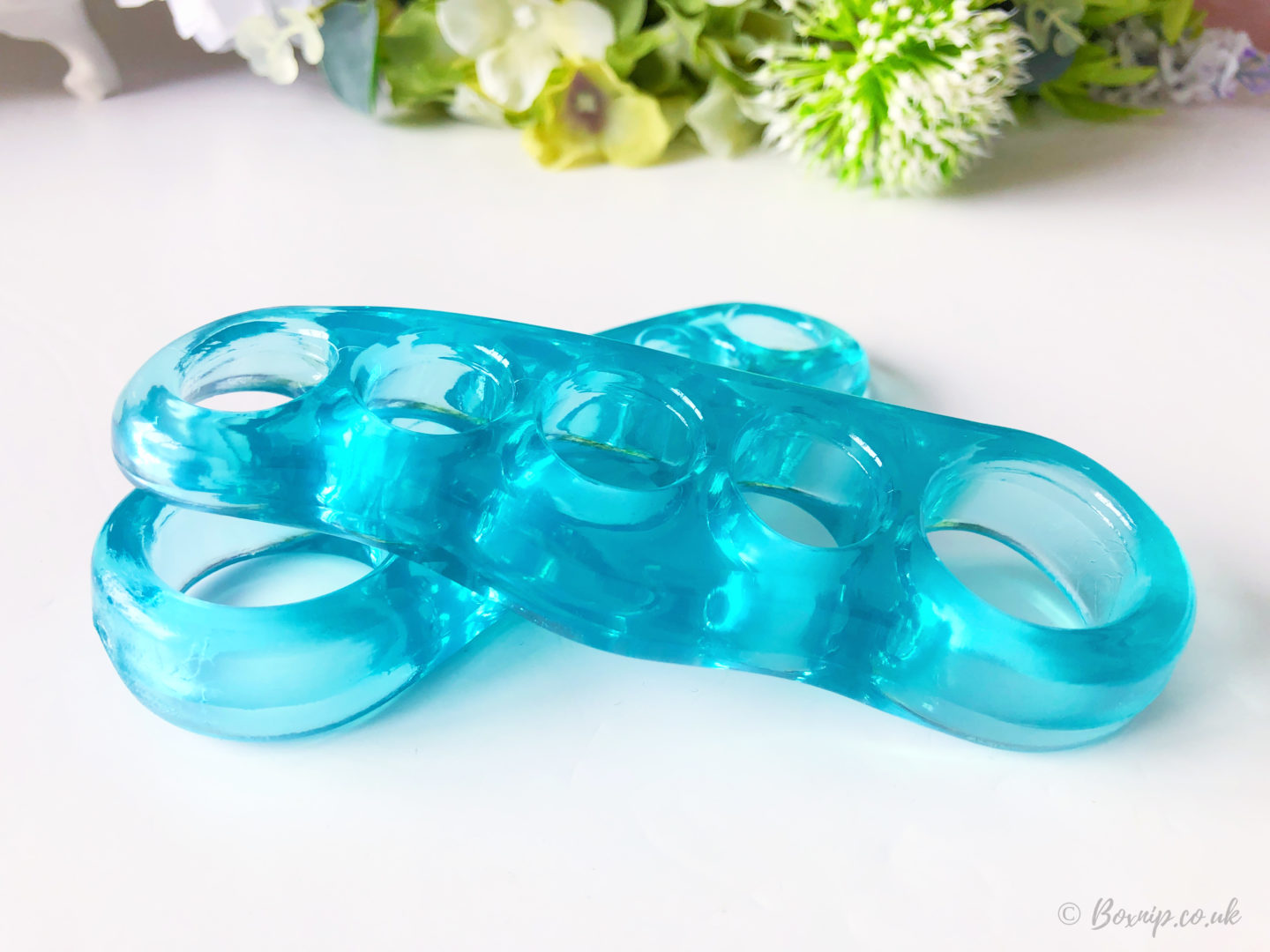 Foot Soothers Super Soft Gel Toe Separator Protector Straighteners Alignment from Foot Soothers