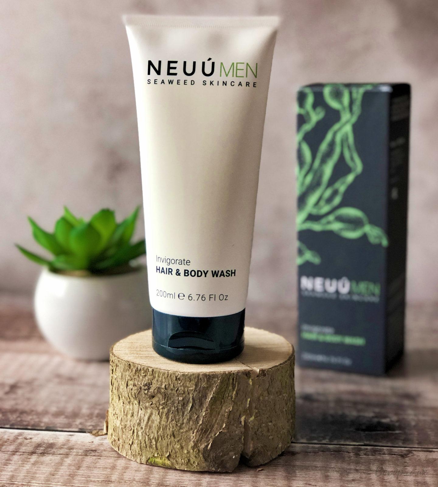 NEUÚ Seaweed Skincare Invigorate Hair & Body Wash