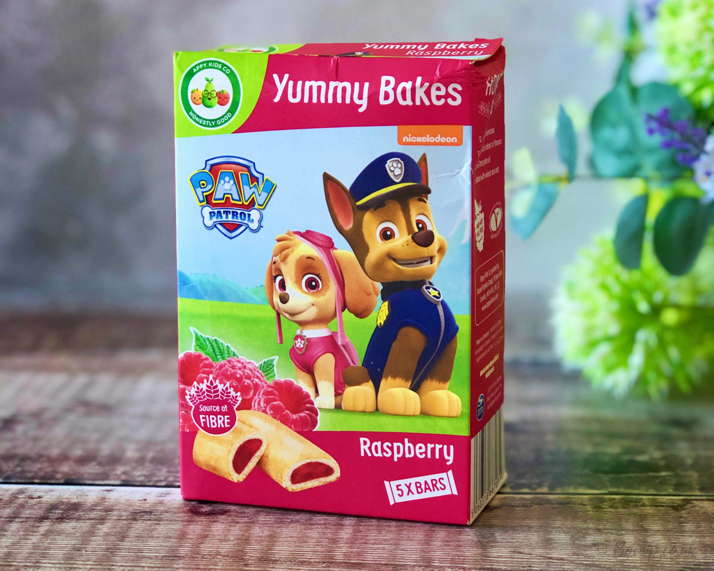 Appy Kids & Co  Yummy Bakes - Raspberry Flavour