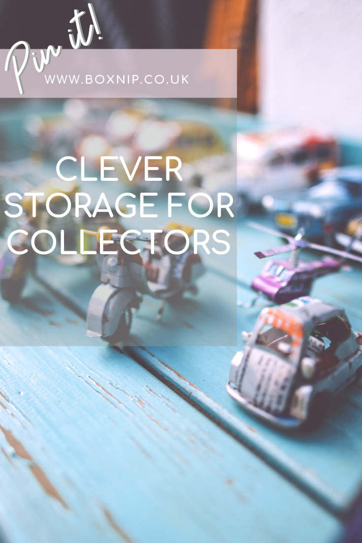 Clever Storage for Collectors - Pin This!