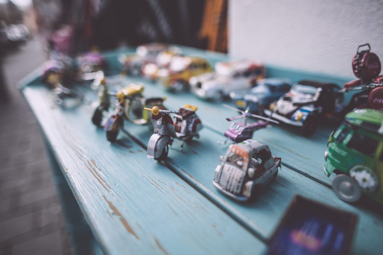 self storage - miniature vehicles