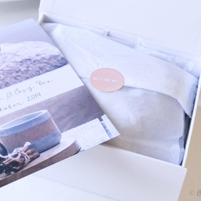Moi-Même The Calm & Cosy Box October 201
