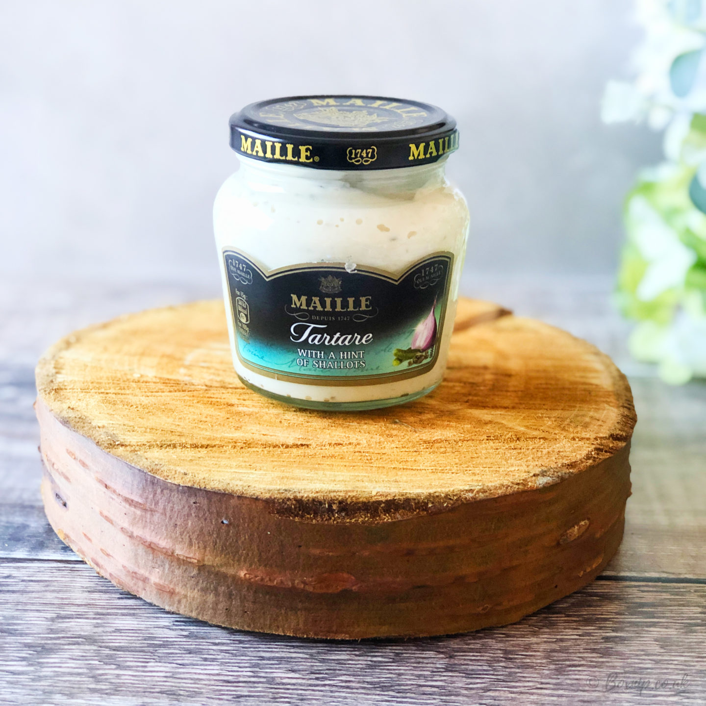Maille Tartare Sauce - October 2019 Degusta Box