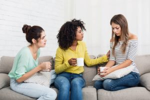 How to Open up to friends about domestic abuse