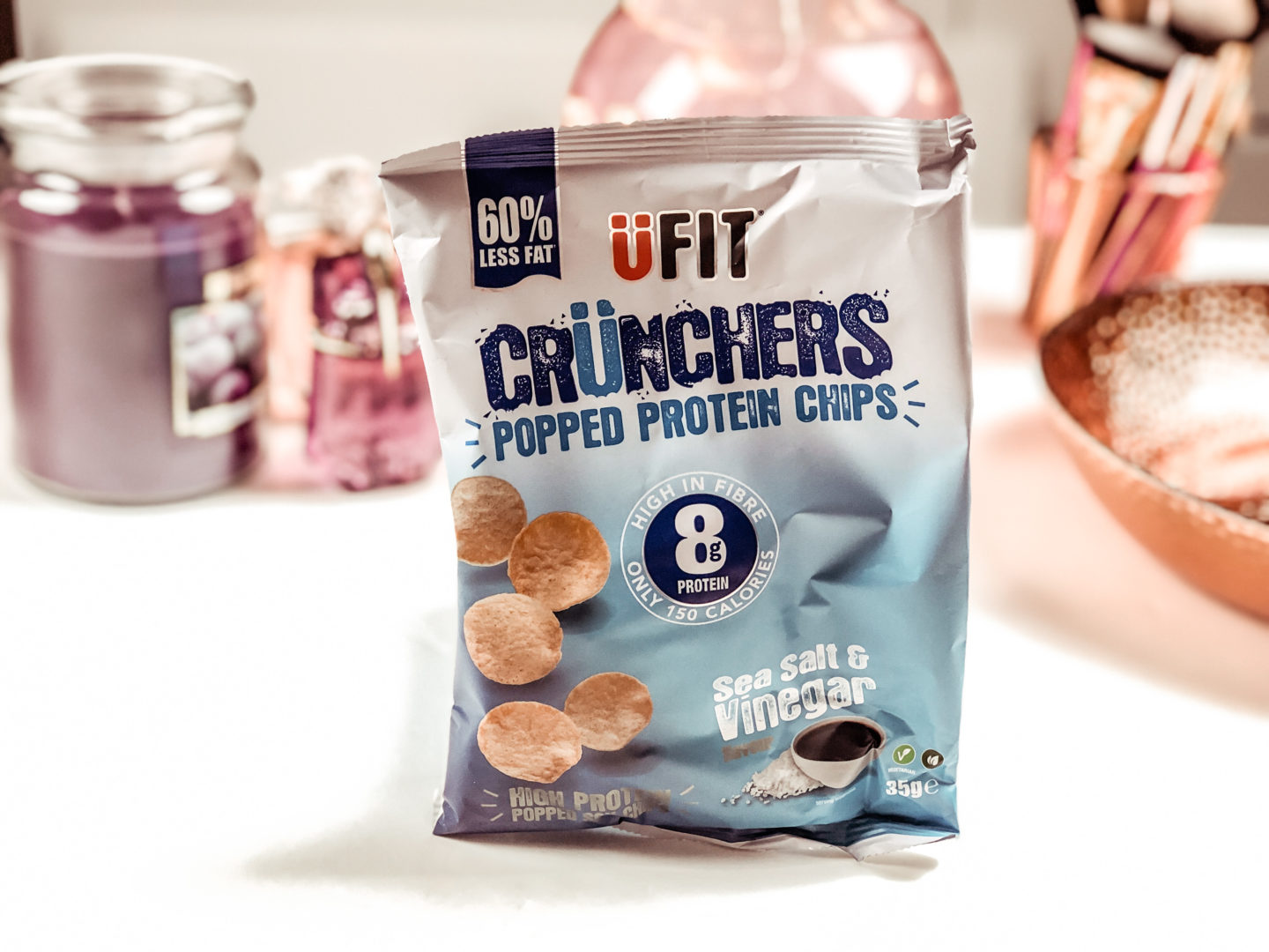UFIT Crunchers Sea Salt & Vinegar