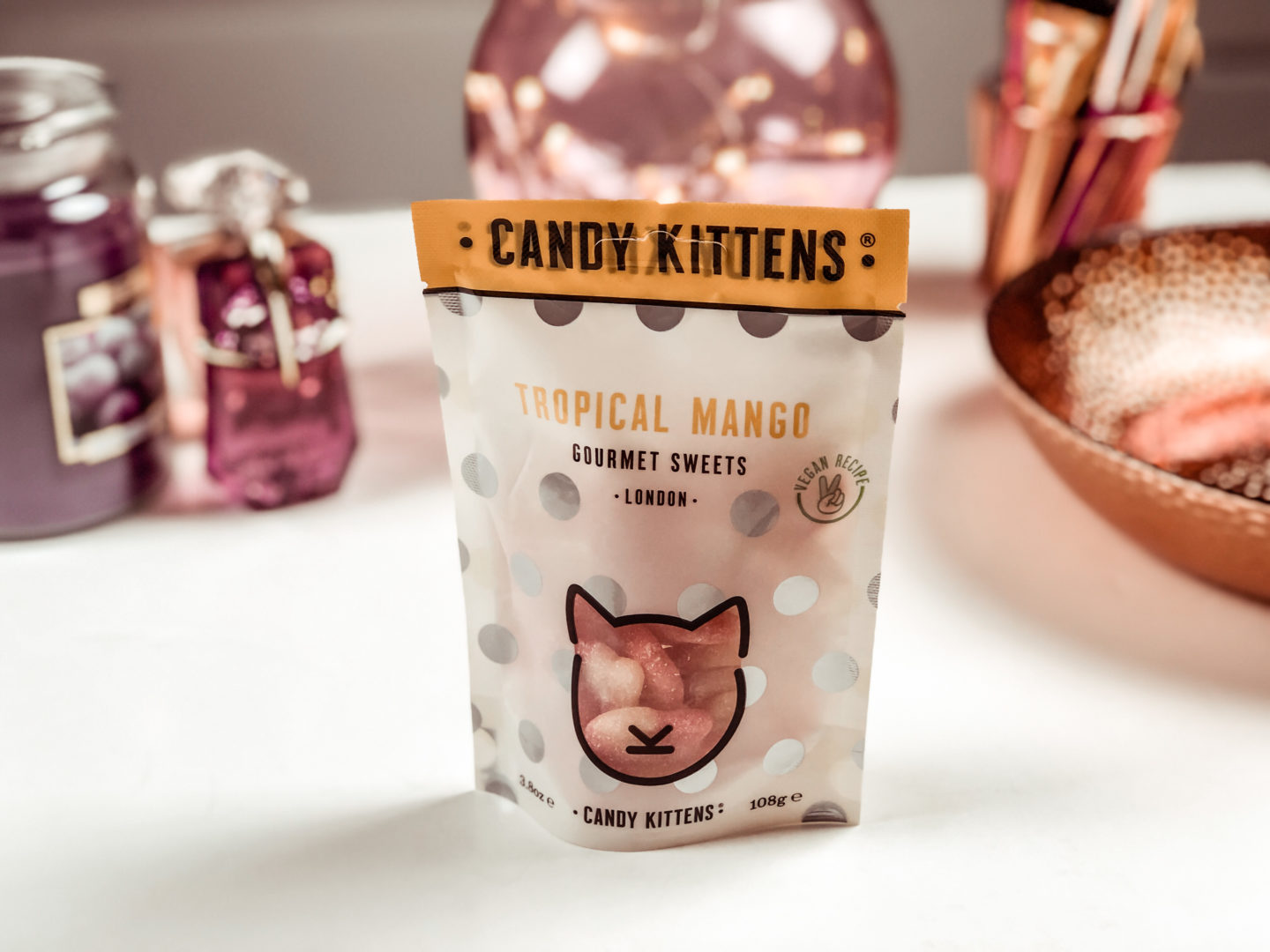 Candy Kittens in Tropical Mango - December 2019 Degusta Box