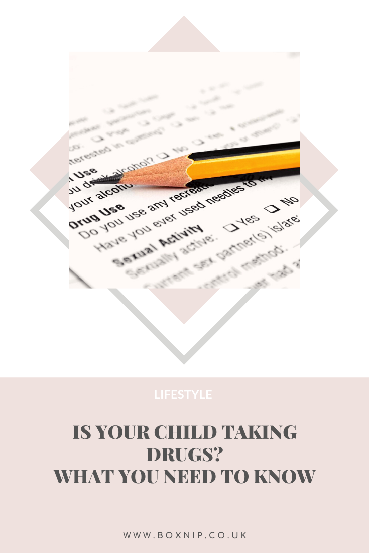 Is Your Child Taking Drugs? What You Need to Know - Pin This!
