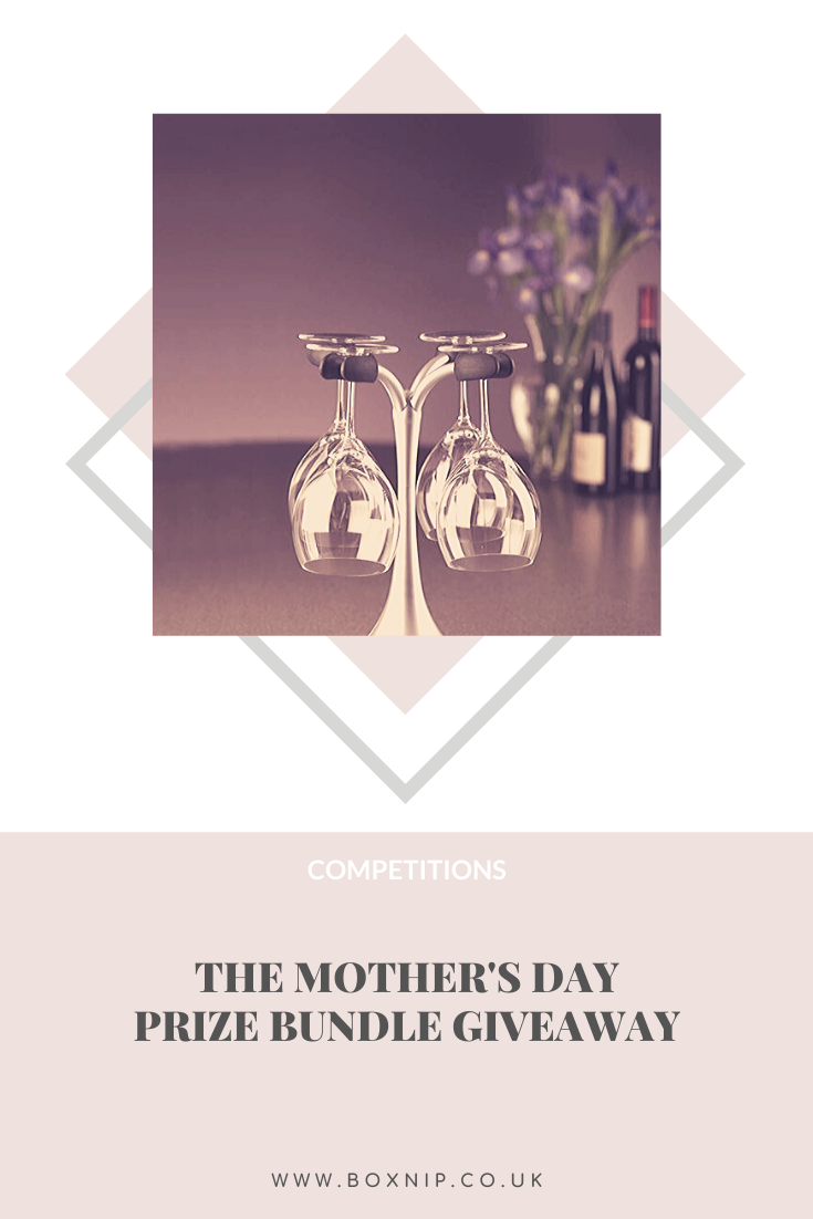 The Mother's Day Prize Bundle Giveaway  PIN THIS!