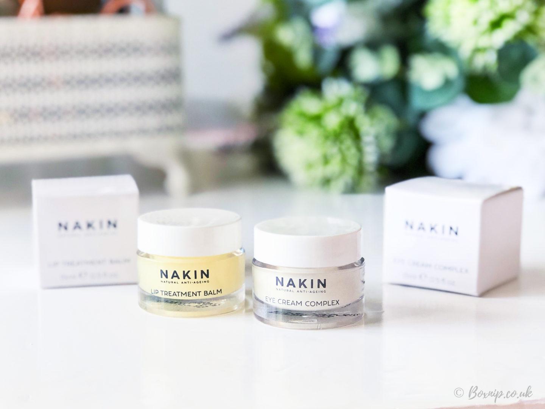 Nakin Skincare: Natural Anti-Ageing Skincare
