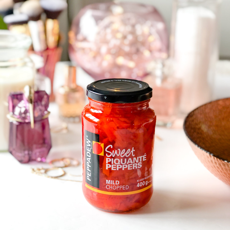 PEPPADEW® Sweet Piquanté Peppers Mild Chopped - April 2020 Degusta Box