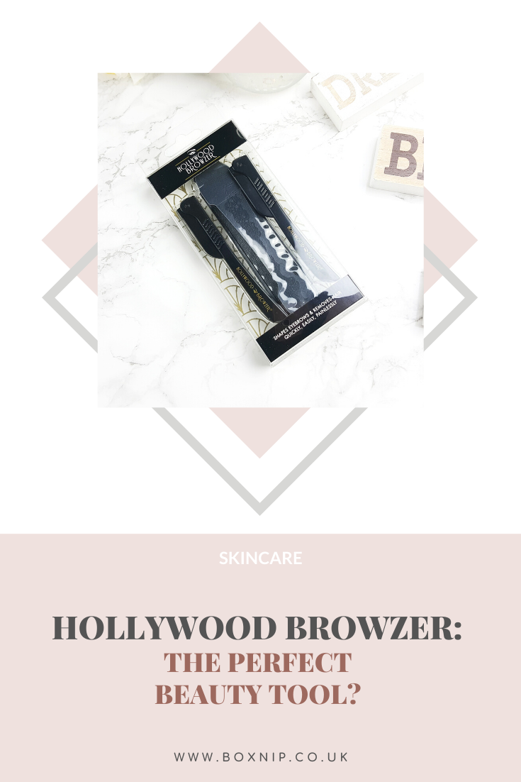 Hollywood Browzer - The Perfect Beauty tool? Pin This!