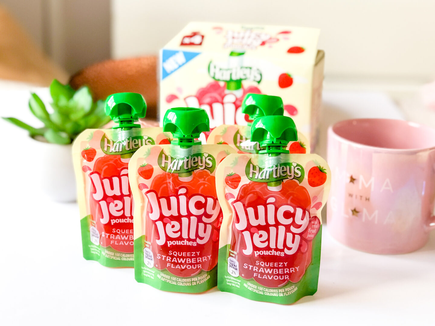 Hartley's Juicy Jelly Pouches - May 2020 Degusta Box