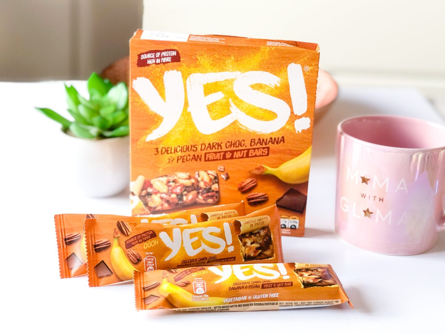 Yes! Snack Bars  - May 2020 Degusta Box