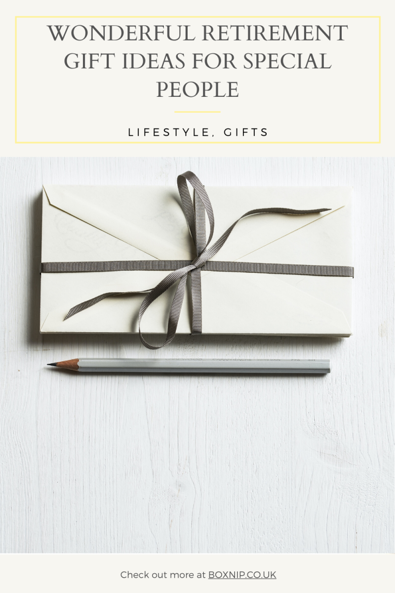 Wonderful Retirement Gift Ideas For Special People - PIN IT