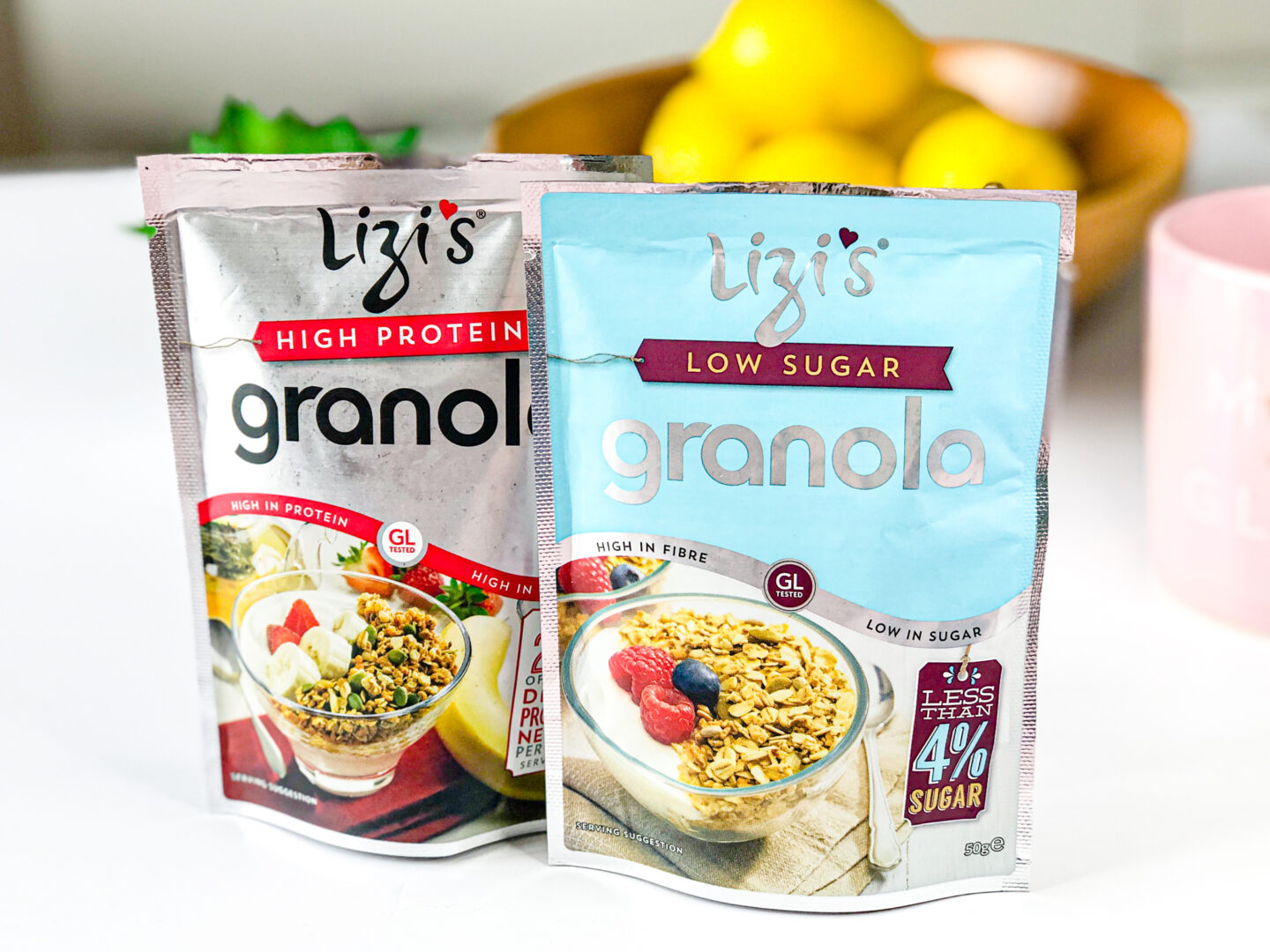 Lizi's High Protein Granola / Low Sugar Granola - June 2020 Degusta Box