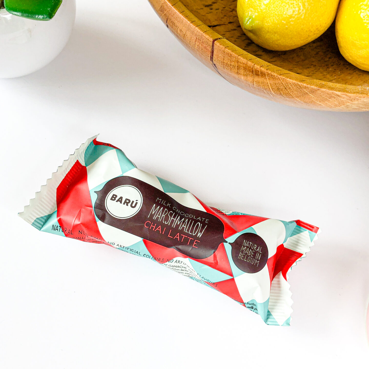 Barú Chocolate Marshmallow Bar
