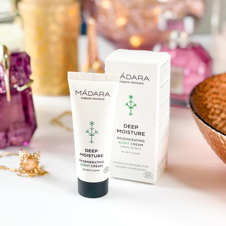 Mádara Regenerating Night Cream (25ml) – worth £17