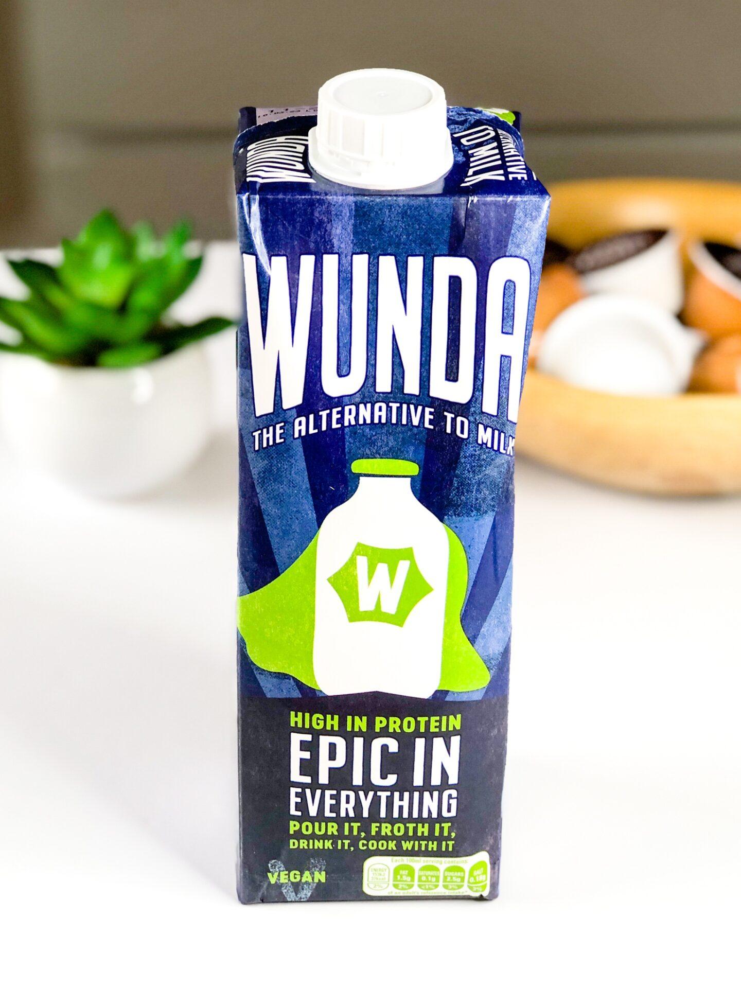 Wunda Milk Alternative - July 2020 Degusta Box