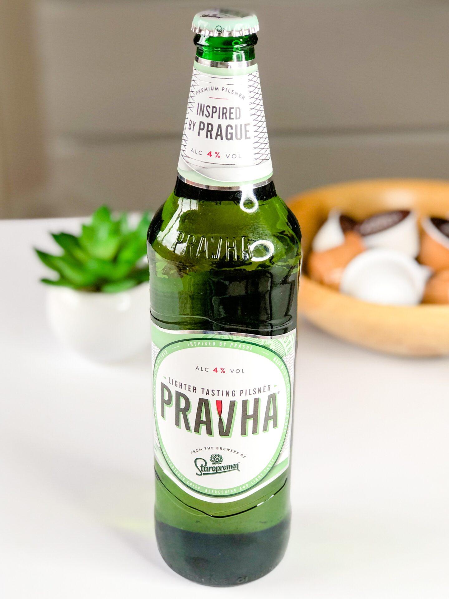 Lighter Tasting Pilsner - Pravha