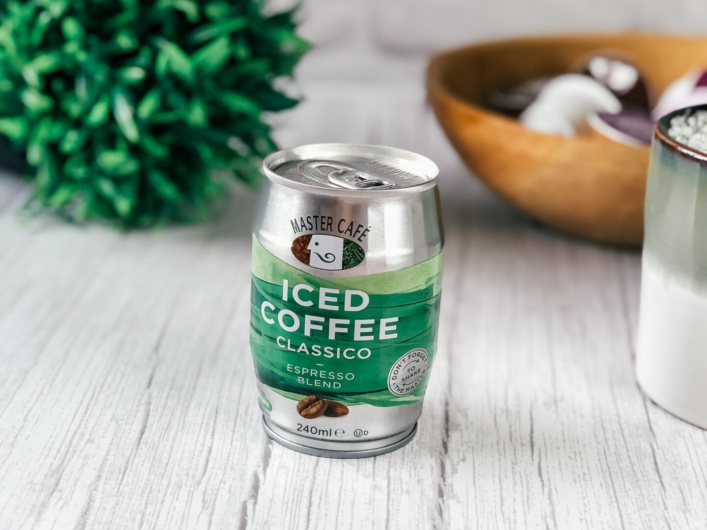 Master Cafe Iced Coffee Classico