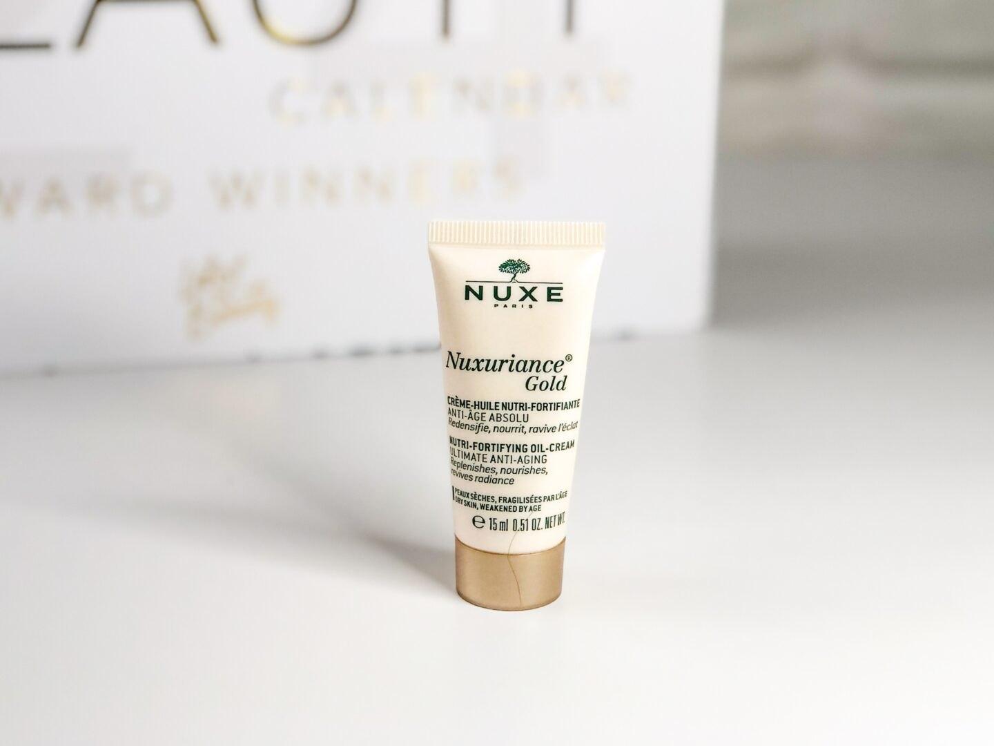 Nuxe Nuxuriance Gold Oil Cream - Beauty Calendar: The Award Winners