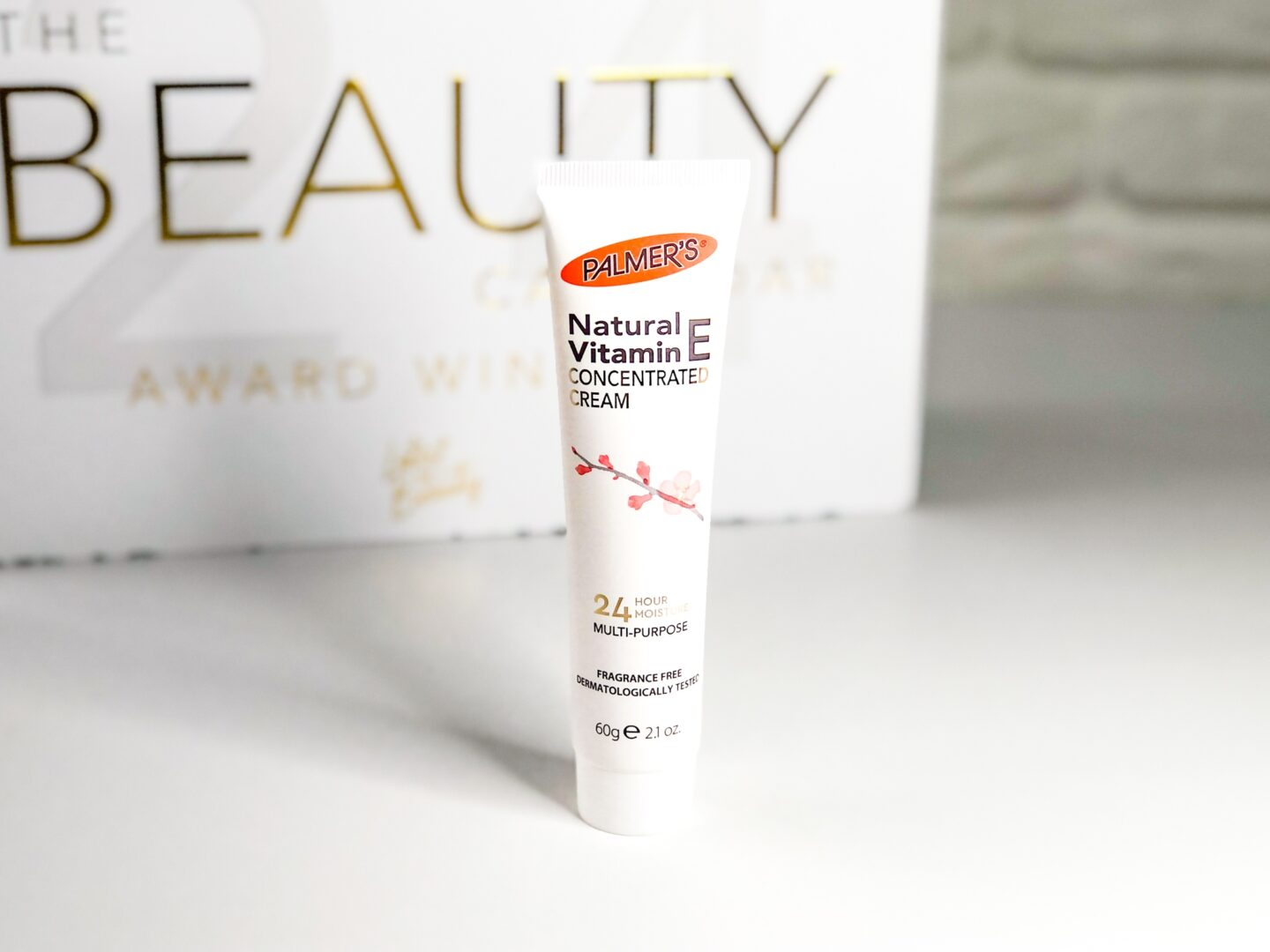 Palmer's Natural Vitamin E Concentrated Cream - Beauty Calendar: The Award Winners