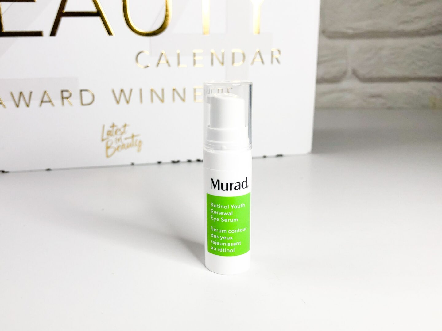 Murad Retinol Youth Renewal Eye Serum - Beauty Calendar: The Award Winners