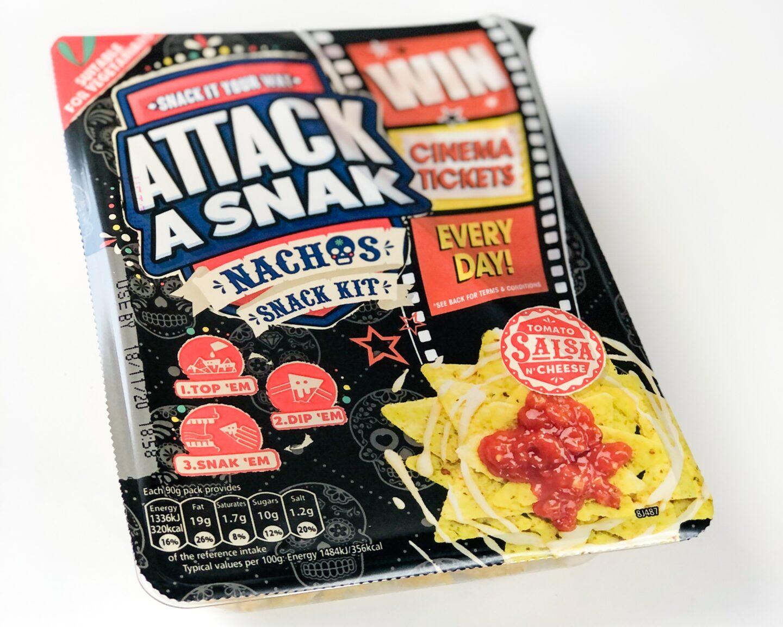 Attack A Snak Original Nachos