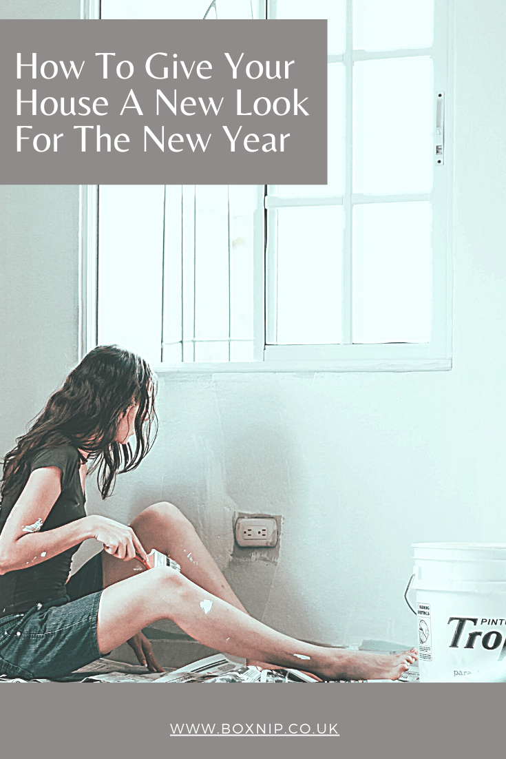 How To Give Your House A New Look For The New Year
