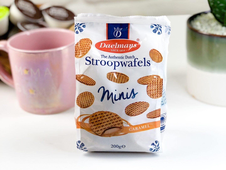 Daelmans Stroopwafels Caramel Minis- Degusta Box November 2020