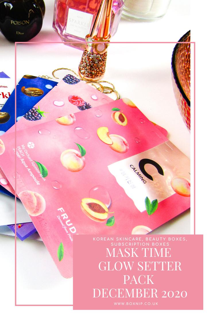 Mask Time Glow Setter Pack December 2020